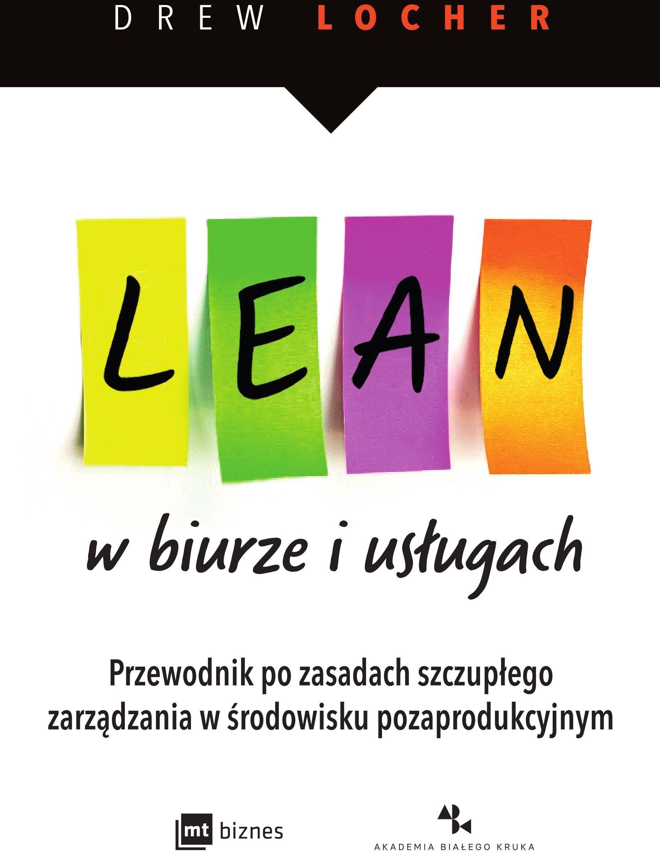 Lean w biurze i usługach - Drew Locher - ebook