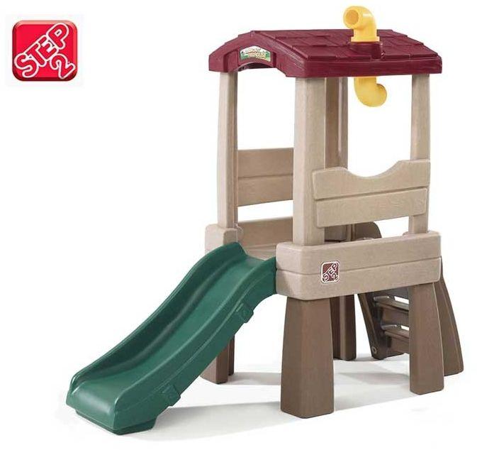 STEP2 Wieża z peryskopem Plac Zabaw Zjeżdżalnia LK