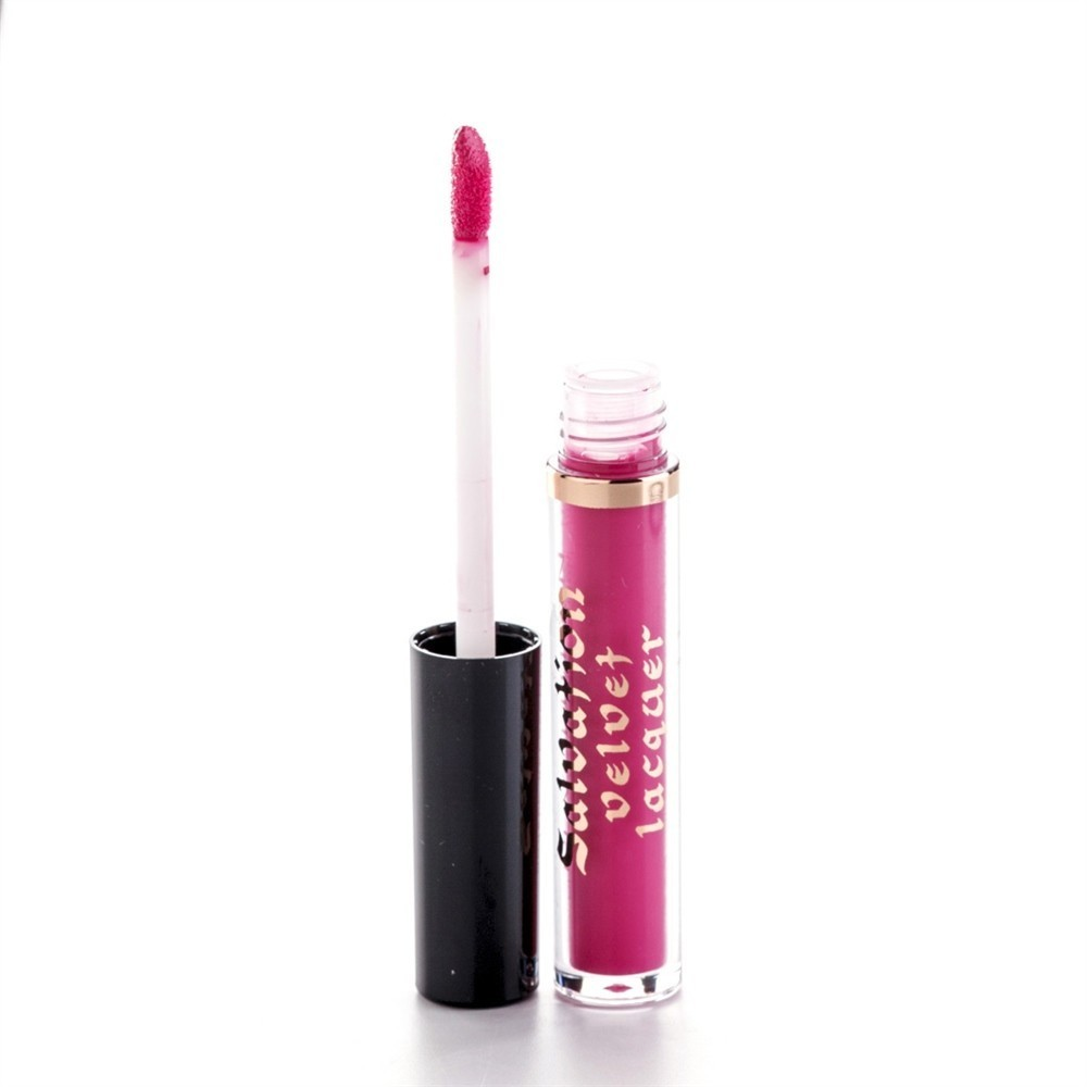 Makeup Revolution Salvation Velvet Lip Lacquer Błyszczyk do ust You took my love
