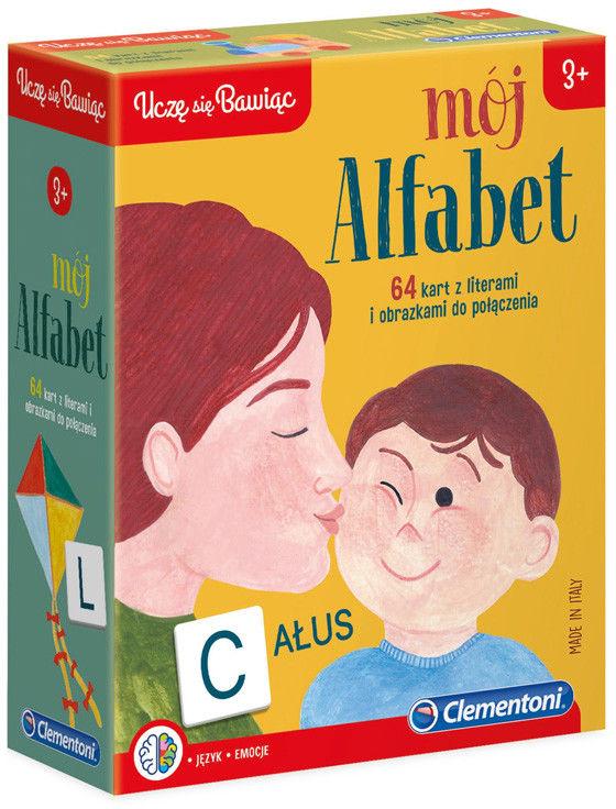 Clementoni Mój alfabet 50082