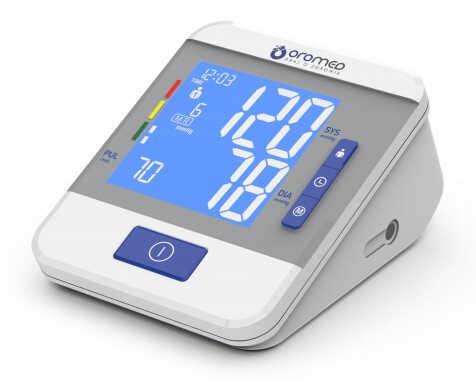 Ciśnieniomierz naramienny ORO N8 Comfort