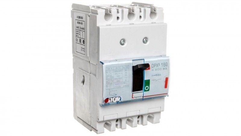 Wyłącznik mocy 63A 3P 36kA DPX3 160 420083