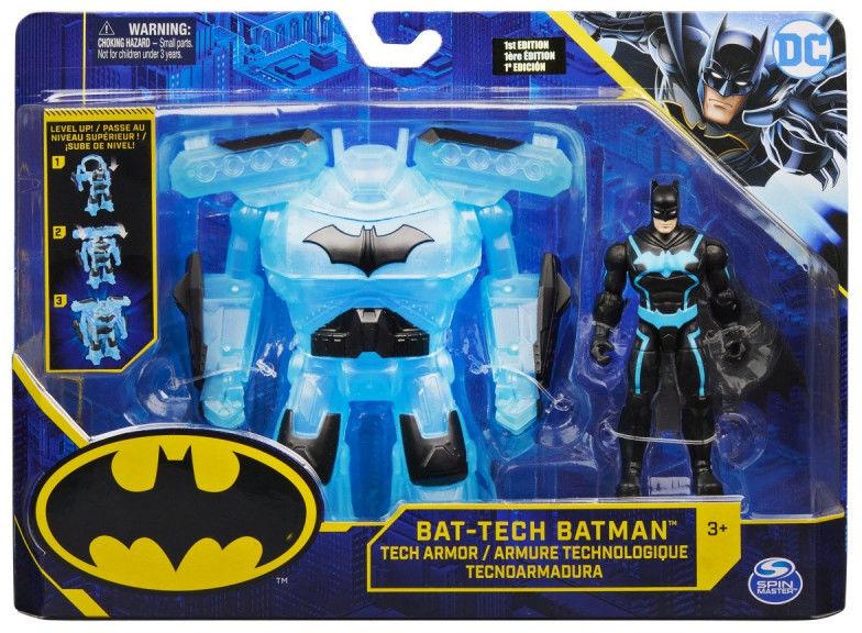 Figurka Batman megatrans formacja 4 cale