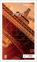 Paryż Travelbook ZAKŁADKA DO KSIĄŻEK GRATIS DO KAŻDEGO ZAMÓWIENIA