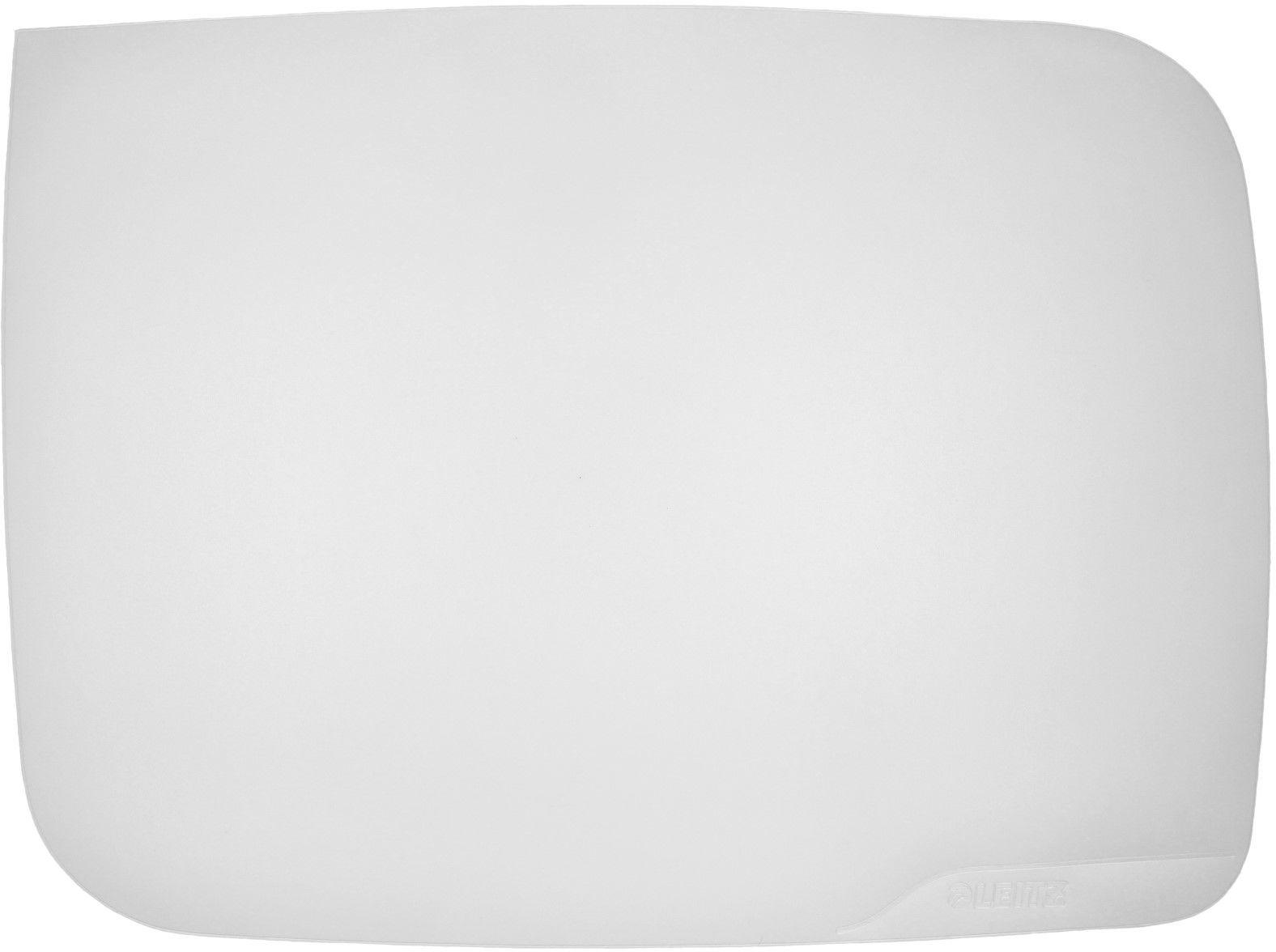 Mata biurko 400x530 przezroczysta matowa Leitz