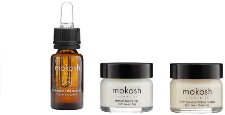 Mokosh Travel Set Figa zestaw podróżny