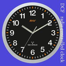 Zegar ścienny sterowany radiowo #1