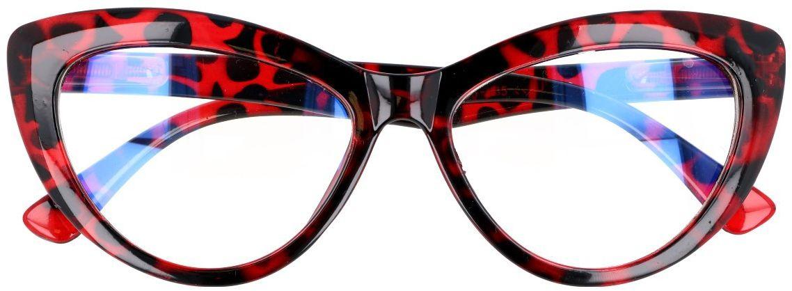 Kocie oczy Antyrefleks Zerowki okulary z filtrem Panterka 2286C
