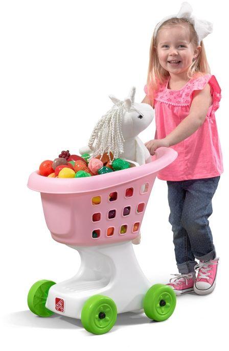 Step2 Wózek Sklepowy Na Zakupy Dla Dzieci LK