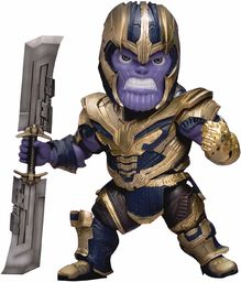 Beast Kingdom Toys Avengers: Endgame Egg Attack Action Figure Armored Thanos 23 cm