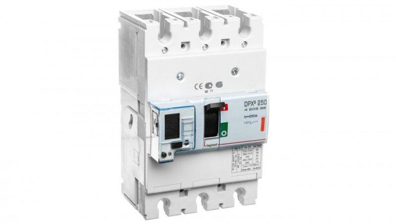 Wyłącznik mocy 250A 3P 36kA DPX3 250 EL 420339