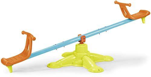 FEBER Famosa 800010243 huśtawka 2 x 1  kołyska do zabawy, 2 siedzenia, dla dzieci w wieku od 3 do 6 la