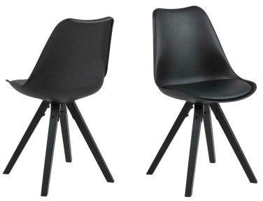 Krzesło Dima All Black