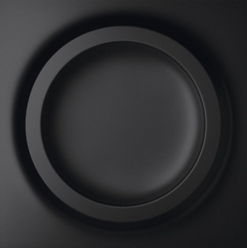 Baldocer Opal Black Satin 25x25 płytki dekoracyjne