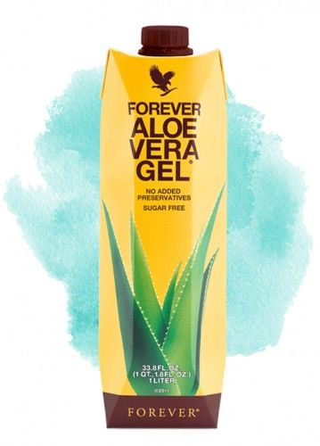 Forever Aloe Vera Gel  - Sok z Aloesu do Picia 1000ml