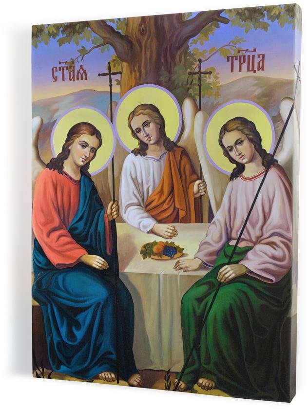 Trójca Święta, obraz religijny na płótnie