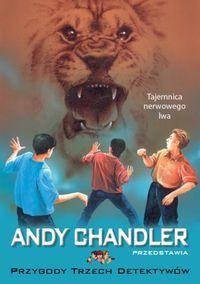 Przygody Trzech Detektywów Tom 15 Tajemnica nerwowego lwa ZAKŁADKA DO KSIĄŻEK GRATIS DO KAŻDEGO ZAMÓWIENIA