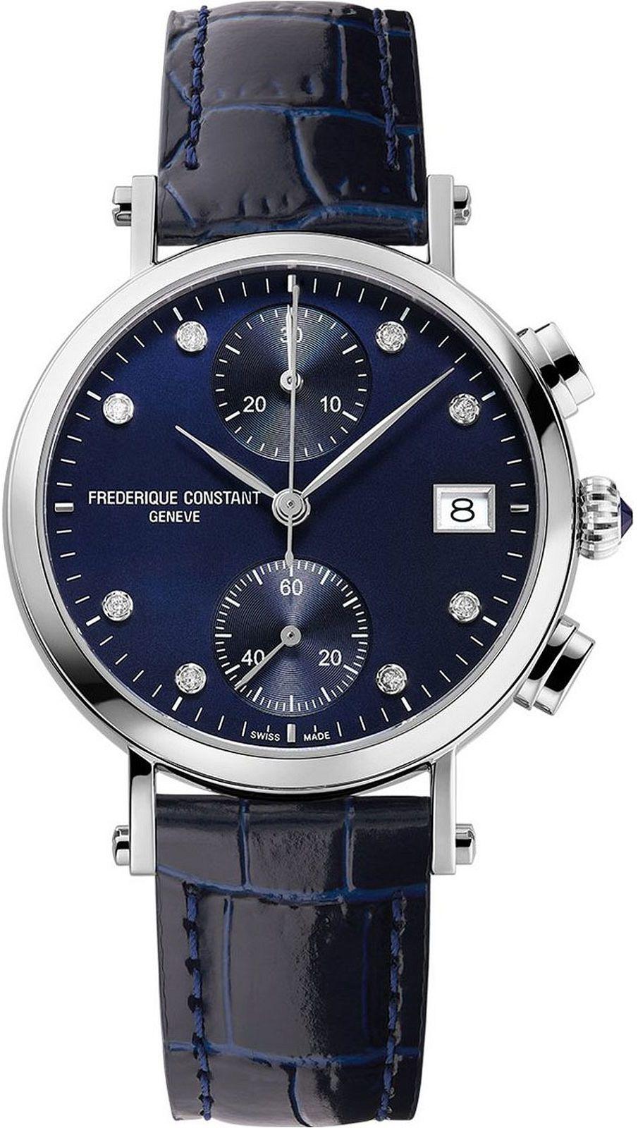 Zegarek damski Frederique Constant Classics Chronograph