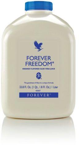 Forever Freedom  - Miąższ Aloesowy z Glukozaminą