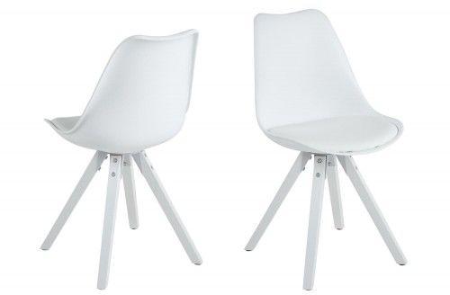 Krzesło Dima All White