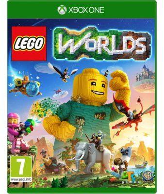 Gra Xbox One LEGO Worlds