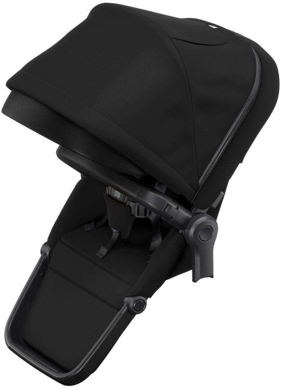 Thule - Sleek Black on Black - dodatkowe siedzisko - Black on Black