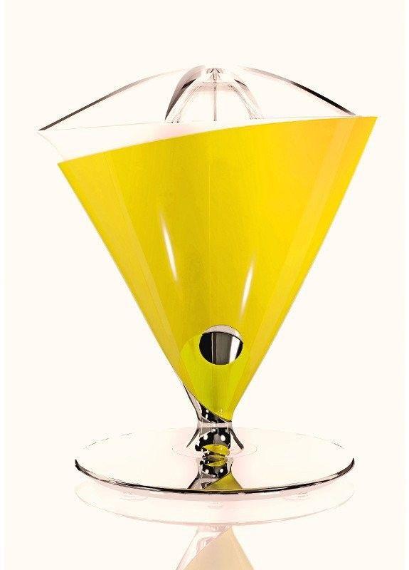 Casa bugatti - vita wyciskarka do cytrusów - żółta - żółty