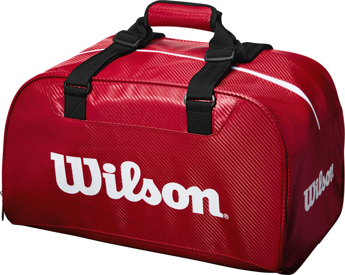 Wilson Red Duffel Small