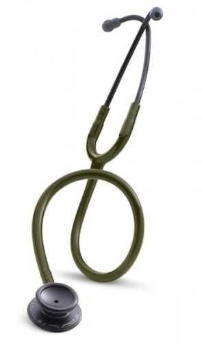 Stetoskop Littmann Classic II S.E. SMOKE FINISH olive