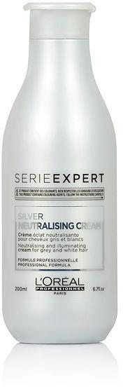 Loreal Expert Silver Odżywka do włosów rozjaśnionych lub siwych 200 ml
