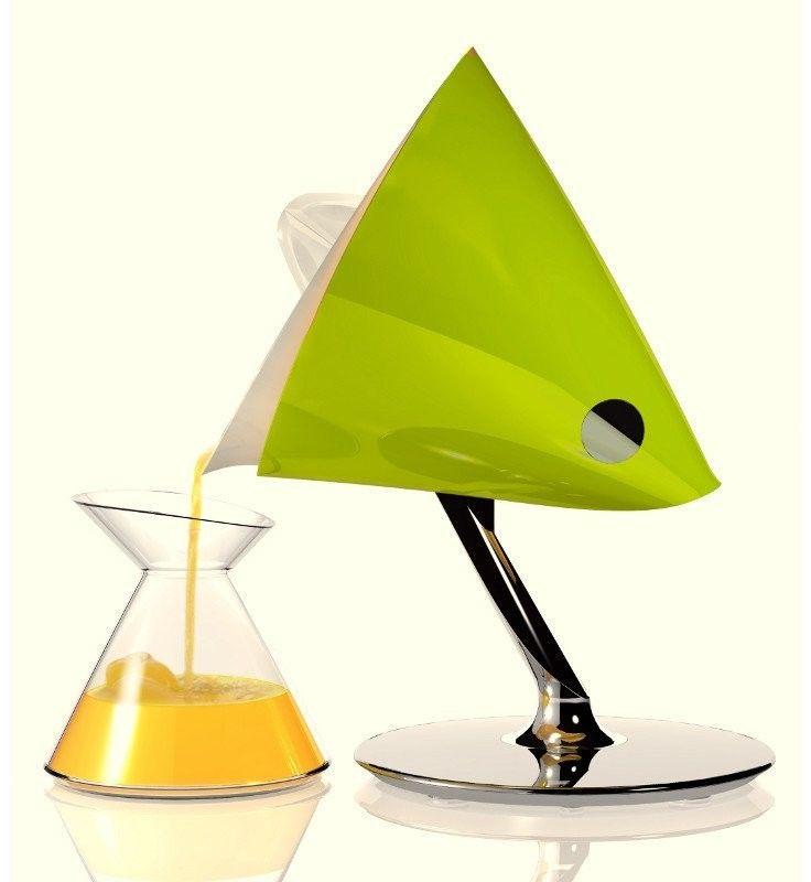 Casa bugatti - vita wyciskarka do cytrusów - zielona - zielony