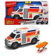 Ambulans biały 30cm AS Dickie (203306002)