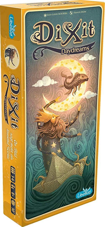 Dixit 5 - Big Box Daydreams: Gesellschaftsspiel. Spieldauer ca. 30 Minuten