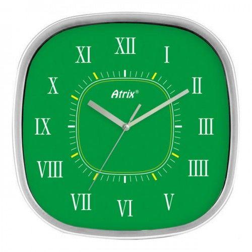 Zegar naścienny kwadratowy #6