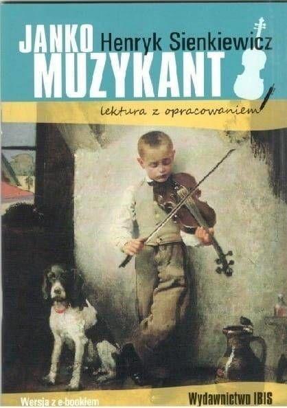 Janko Muzykant z opracowaniem (wyd.2020) - Henryk Sienkiewicz