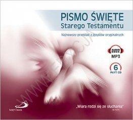 Pismo święte starego testamentu. wiara rodzi się ze słuchania (audiobook) ZAKŁADKA DO KSIĄŻEK GRATIS DO KAŻDEGO ZAMÓWIENIA