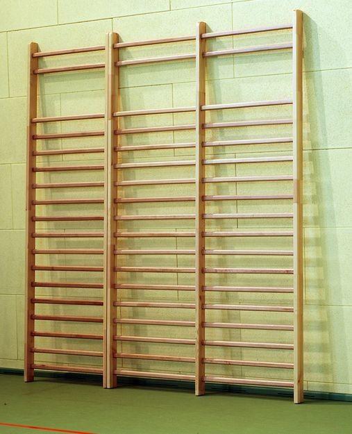 Drabina gimnastyczna podwójna 300x180 cm