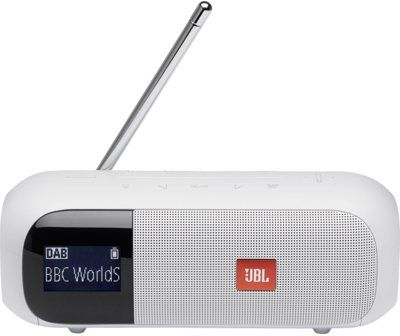 Radio JBL Tuner 2 Biały DARMOWY TRANSPORT! Dogodne raty! Raty 0%! Do marca nie płacisz!