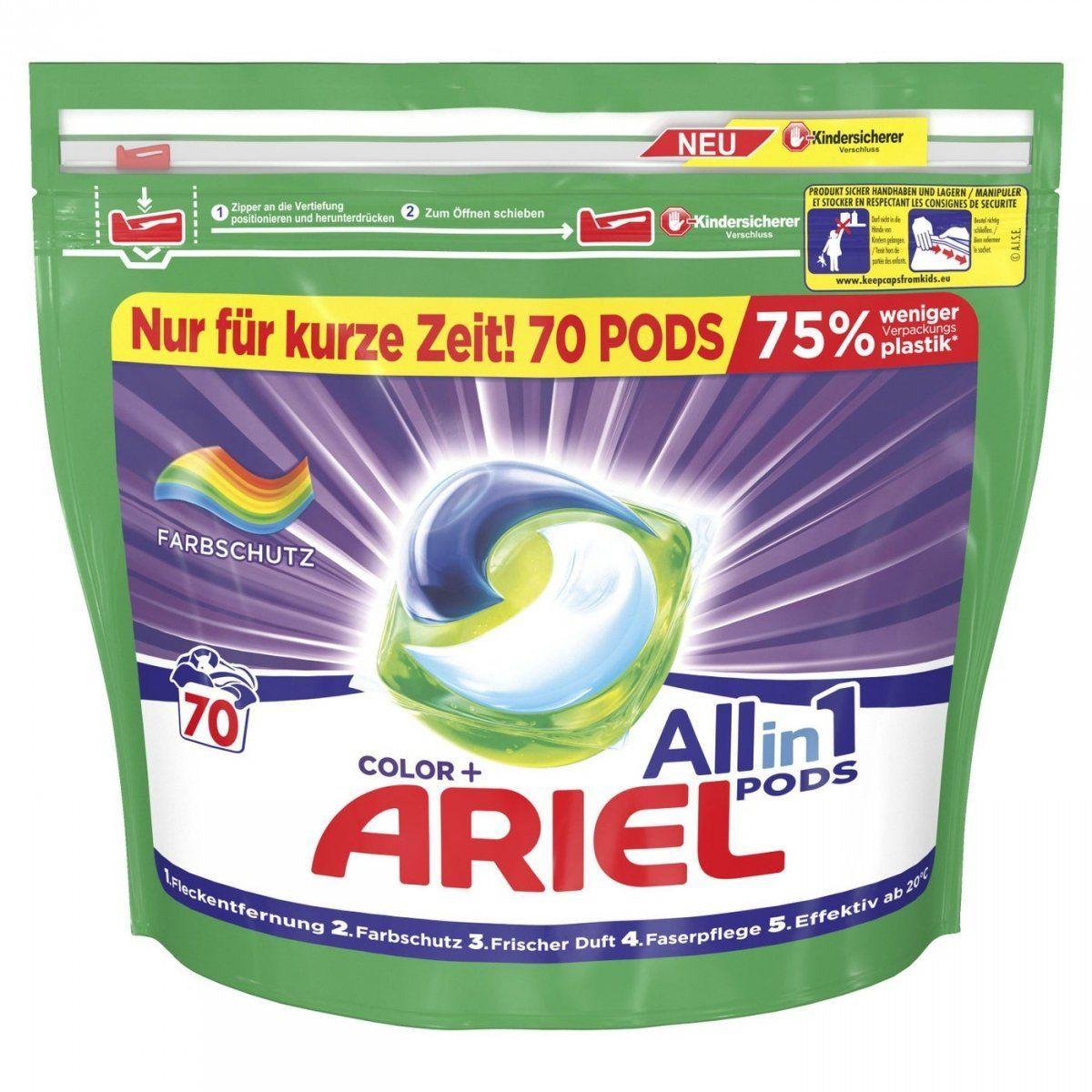 Ariel Color Kapsułki do prania All in 1 do Koloru 70