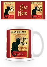 empireposter - Chat Noir - Cover - rozmiar (cm), ok. Ø8,5 wys. 9,5 cm - licencjonowane kubki, NOWOŚĆ - Opis: - kubek ceramiczny -