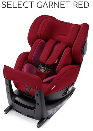 Recaro Salia i-Size (40-105 cm) - Select Garnet Red
