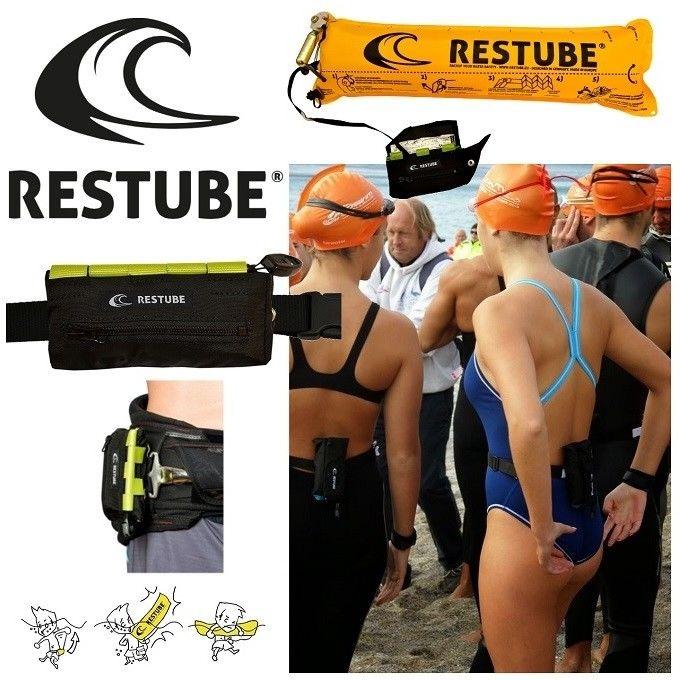 Boja pneumatyczna 70N - Restube Sports - boja tubowa