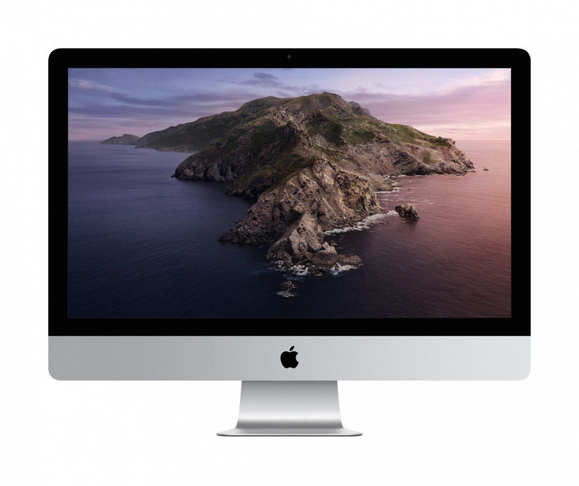 Apple 27 iMac Retina 5K: 3.3GHz 6-core 10th Intel Core i5, RP5300/512GB