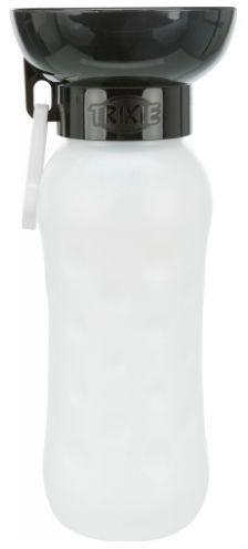 Trixie Butelka z miską 550ml plastikowa