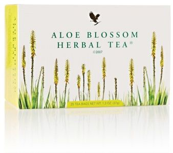 Aloe Blossom Herbal Tea  - herbata aloesowa