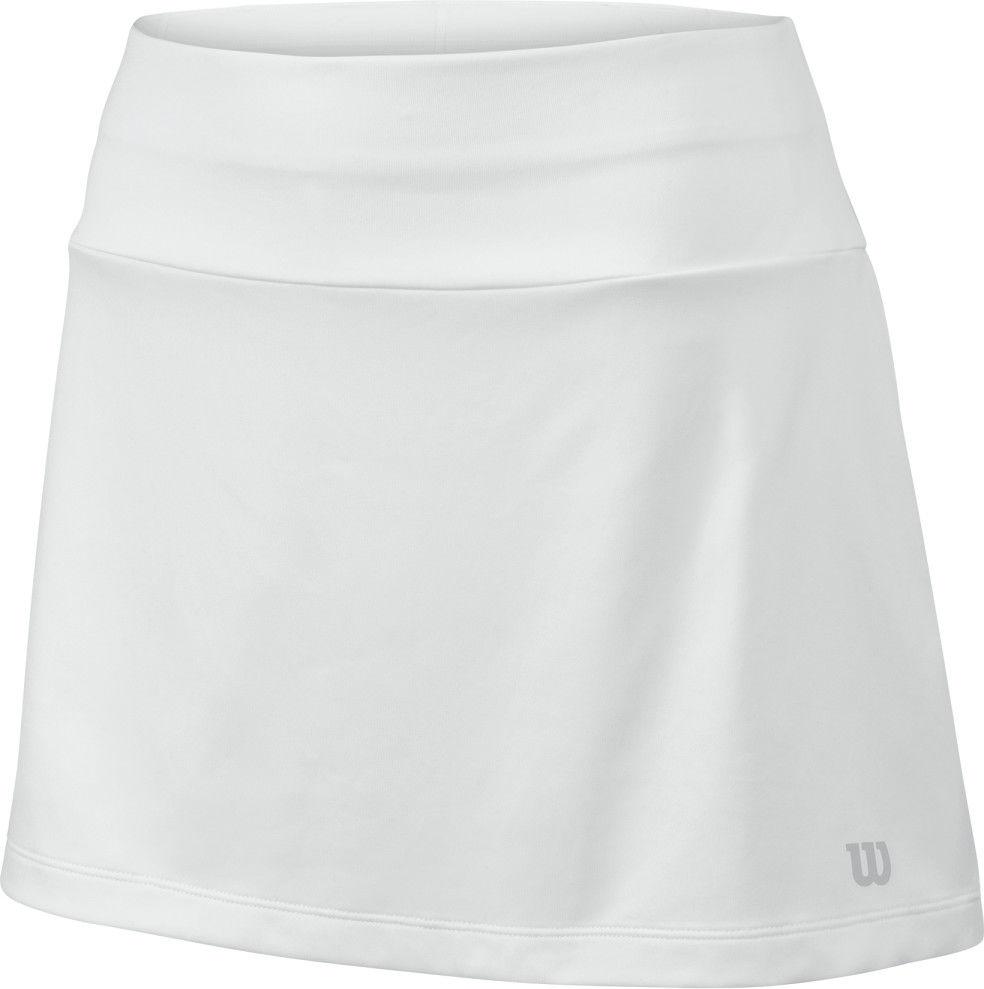 Wilson W Core 12.5 Skirt - white