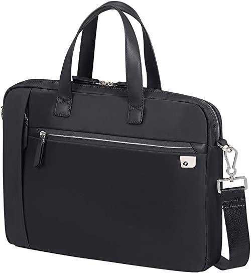 Samsonite Eco Wave - torba na laptopa 15,6 cala, czarny (czarny) (czarny) - 130662/1041