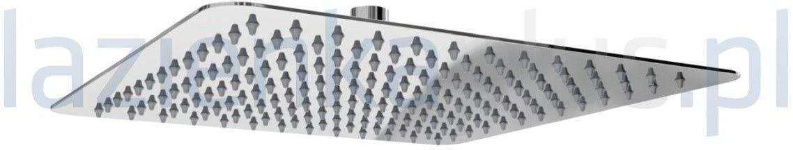 EXCELLENT - Głowica prysznicowa kwadratowa SLIM 20 cm - ZNALAZŁEŚ TANIEJ? ZADZWOŃ 726 713 313