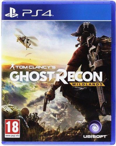 Tom Clancy''s Ghost Recon Wildlands PS 4