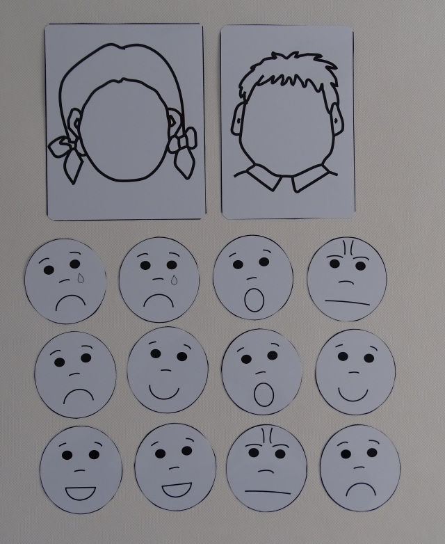 Uczymy się emocji